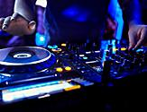 dj nightlife music spin