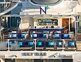 Anthem of the Seas Skybar North Bar Cocktails