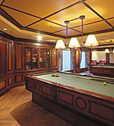 Billiard room,  pool tables,  onboard,  empty,  Radiance class, serenade of the seas, sr
