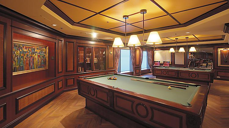 Pool Tables Selfleveling Cruise Ship Games Royal Caribbean - Cruise ship pool table