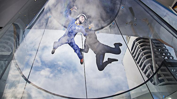 RipCord® by iFLY® - Skydiving | Cruise Activities | Royal