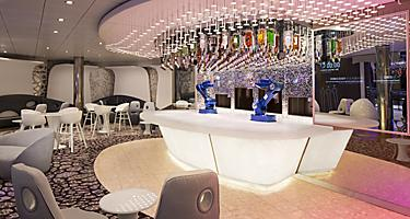Bionic Bar - Deck 5 Starboard Midship (Royal Promenade) Harmony of the Seas - Royla Caribbean International