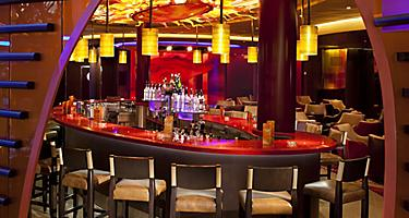 Interiors, Allure, Allure of the Seas,  Bolero, Boleros, Lounge,