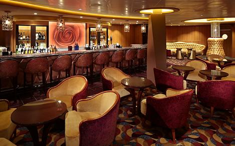 QN, Quantum of the Seas, Boleros Lounge, bar, lounge