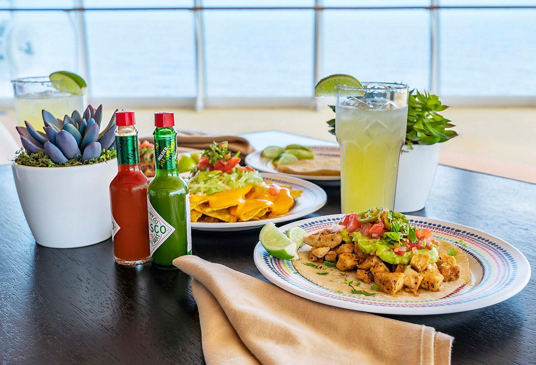 El Loco Fresh, Tacos