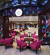 AN, Anthem of the Seas, public rooms, La Patisserie, entrance, restaurant, no people,