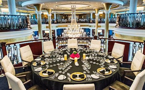 Main Dining Room on Independence of the Seas
