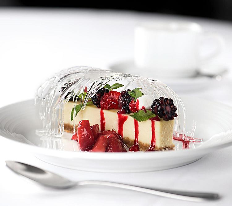 Cheesecake from Main Dining Room
