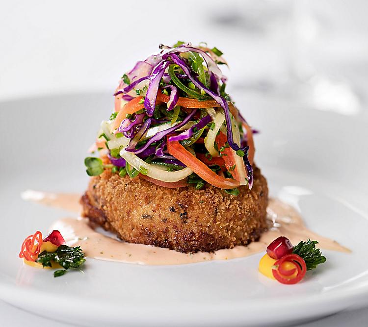 Main Dining Room Crab Cake