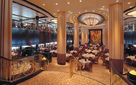 Serenade of the Seas Main Dining Room