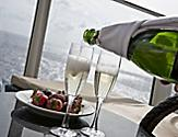 Loft Suite, Balcony, Stateroom, Strawberry and champagne, room service, 2011 Brand Campaign Details, Oasis of the seas,