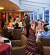 Samba Grill, brazilian steakhouse, specialty restaurant, Radiance of the Seas?, RD, dining, family, dinner, service, revitalization