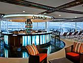 Solarium Bar and cafe on the OA, Oasis of the Seas