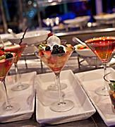 Three Types of Cocktail Desserts