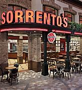Allure of the Seas, Sorrentos, Pizza, Italian Food and Beverage,