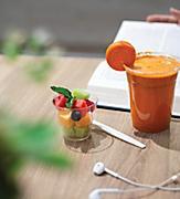 Vitality Cafe Carrot Juice