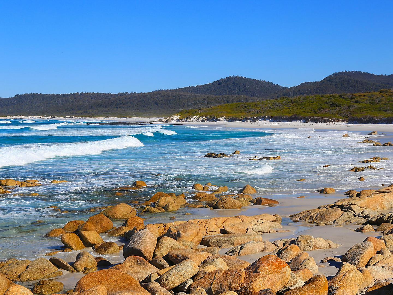 Adelaide, Australia, Rocky Beach