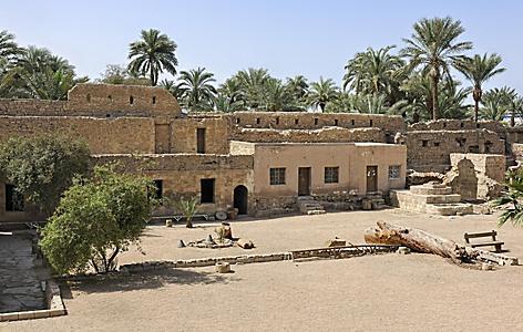 The Mamluk Castle in Aqaba, Jordan