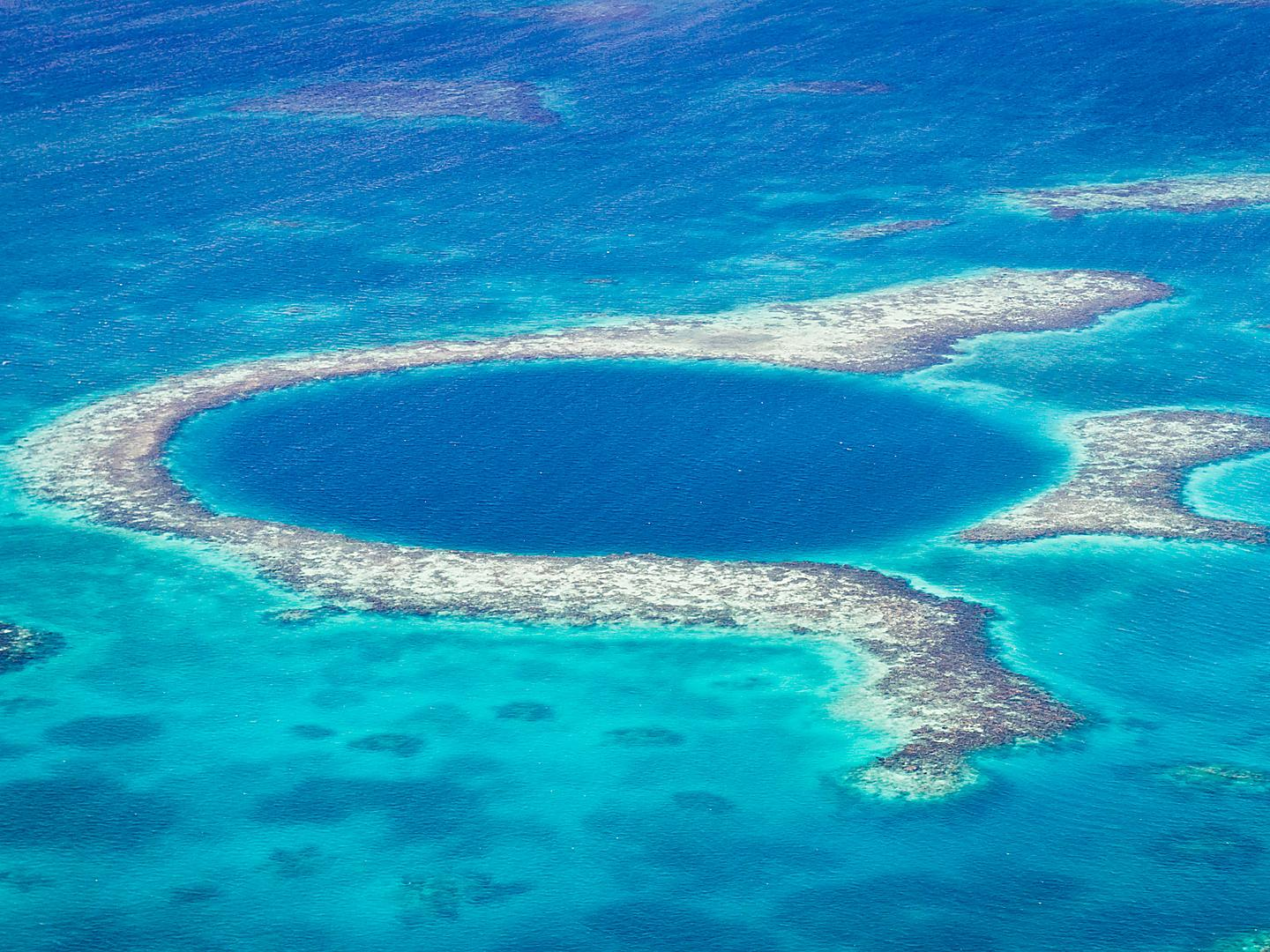 Belize City Great Blue Hole