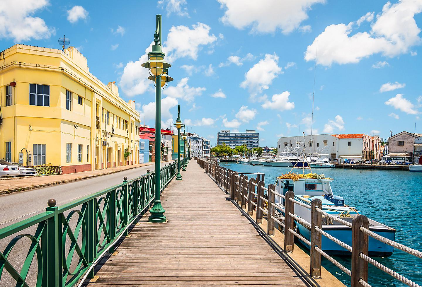 Barbados Bridgetown Historic Homes