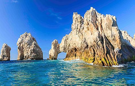 Hidden Coves, Cabo San Lucas, Mexico