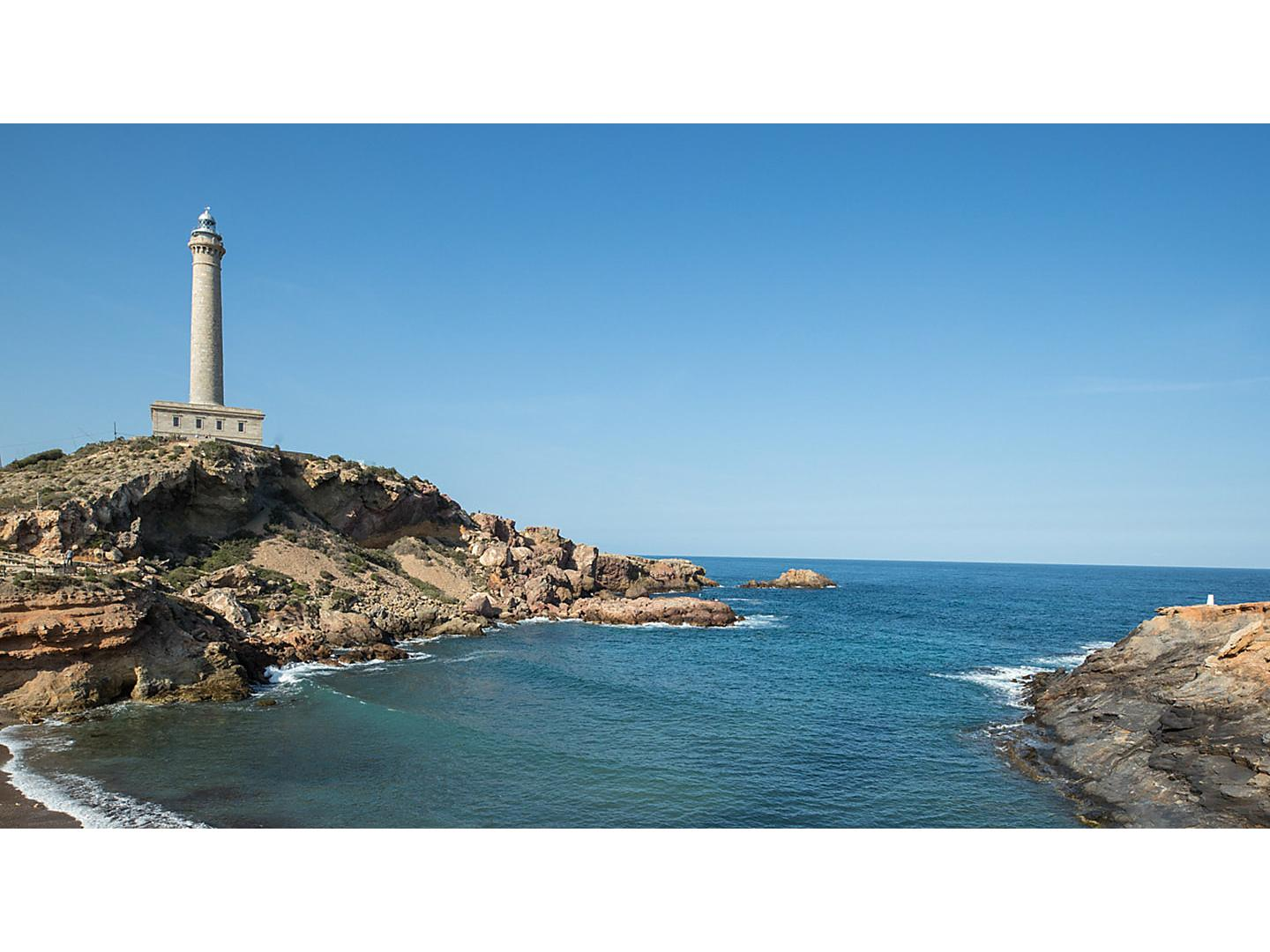 Cartagena, Spain Lighthouse