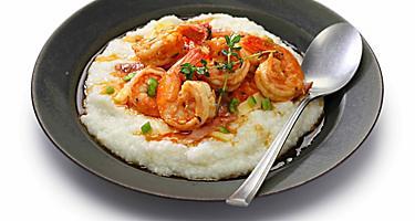 charleston south carolina local cuisine shrimp grits