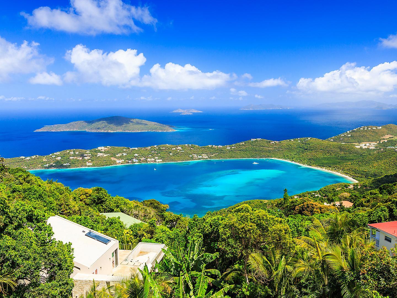 Charlotte Amalie St. Thomas, Magens Bay