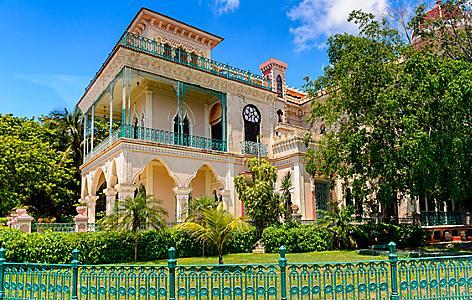 cienfuegos cuba traditional architecture