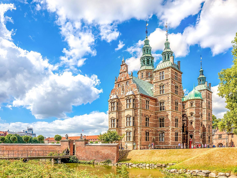 Copenhagen, Denmark Rosenborg