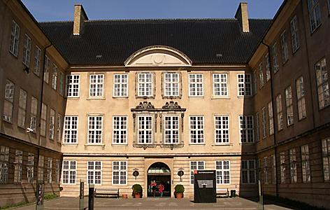 The National Museum of Denmark in Copenhagen