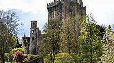 The Castle of Blarney in Cork, Ireland