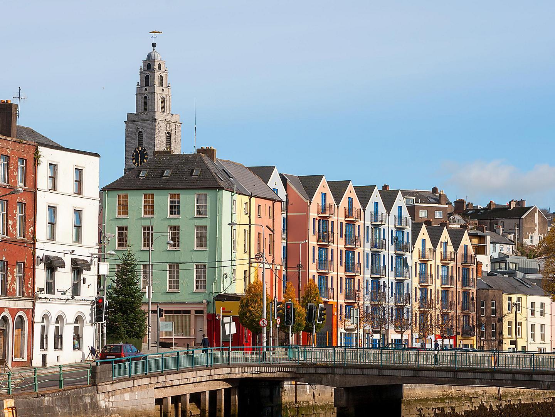 Cork (Cobh), Ireland Cityscape