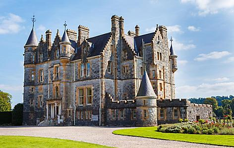 The Blarney house in Cork, Ireland