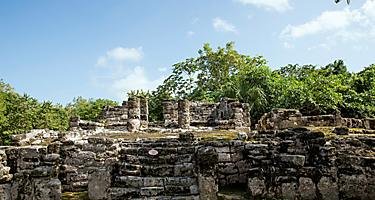 San Gervasio, the largest ancient Maya site on Cozumel