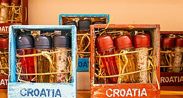 Croatia Local Shopping Oils