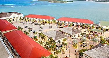 falmouth jamaica port plaza square