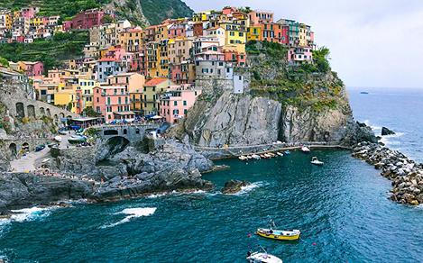 Traditional Homes in Italy Cinque