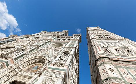 Italy Florence Cathedral Historic Building