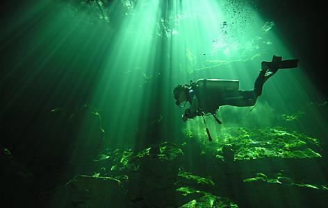 Ben's Cavern, Grand Bahama Island