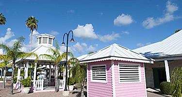 Go shopping in the markets in Grand Bahama Island, Bahamas