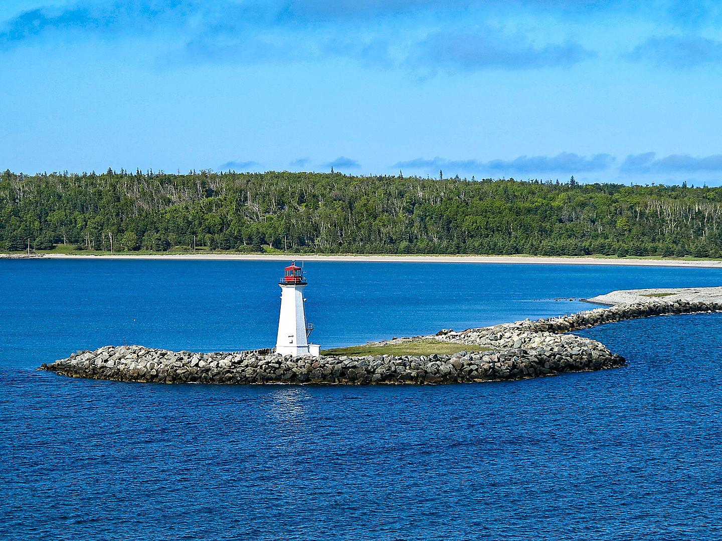 Halifax, Nova Scotia, Mcnabs Island Lighthouse