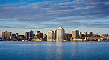 A picturesque view of the Halifax cityscape