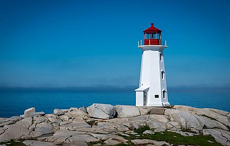 Halifax Nova Scotia Lighthouse