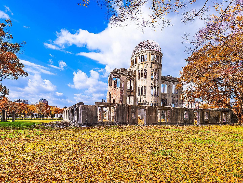 Hiroshima, Japan Atomic Bomb Dome
