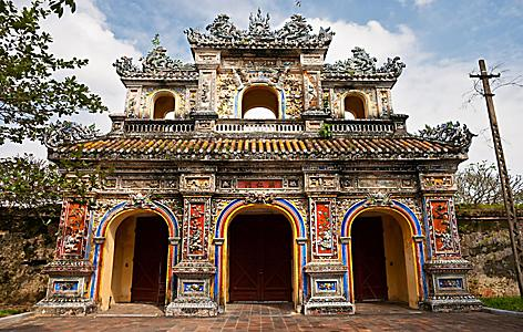 Cruises to Hue / Danang (Chan May), Vietnam | Royal