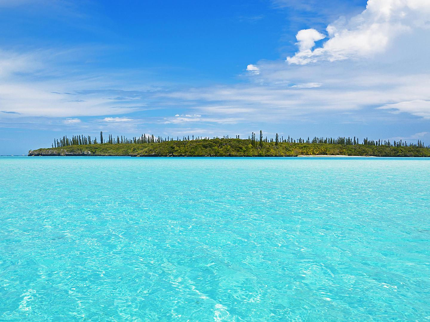 Isle Of Pines, New Caledonia, Oro Bay
