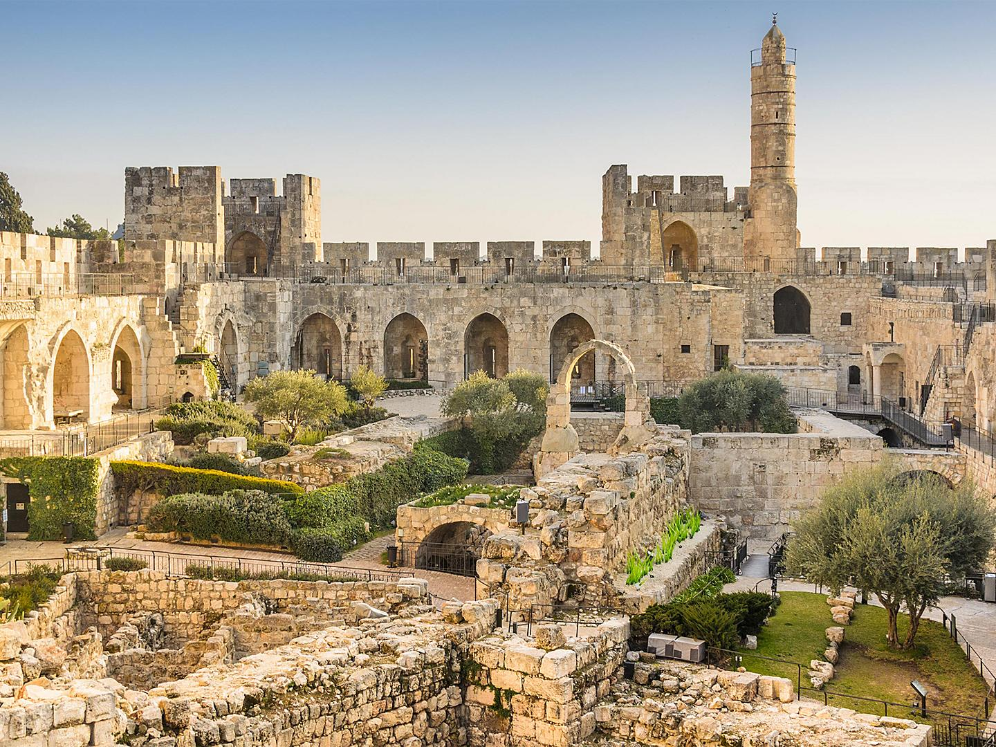 Jerusalem, Israel Tower of David