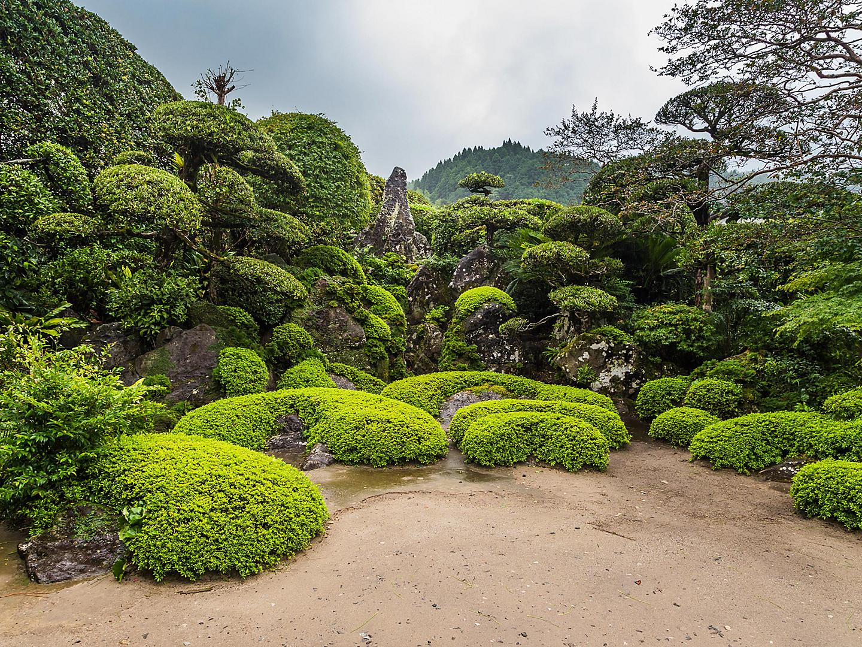 Kagoshima, Japan Japanese Garden