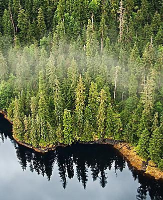 Misty Fjords National Monument, Ketchikan, Alaska
